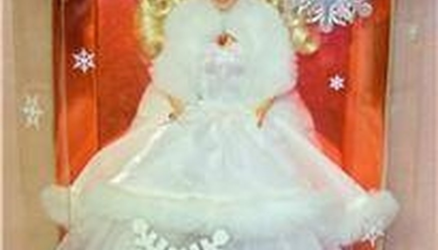 How Much Are 1989 Holiday Barbies Worth?