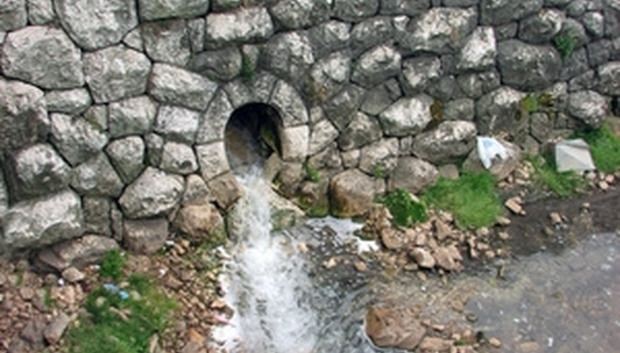 Planning for drainage is a vital component of retaining wall design.