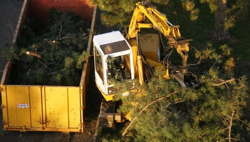 Extra equipment for special jobs will add to a tree-trimming bid.