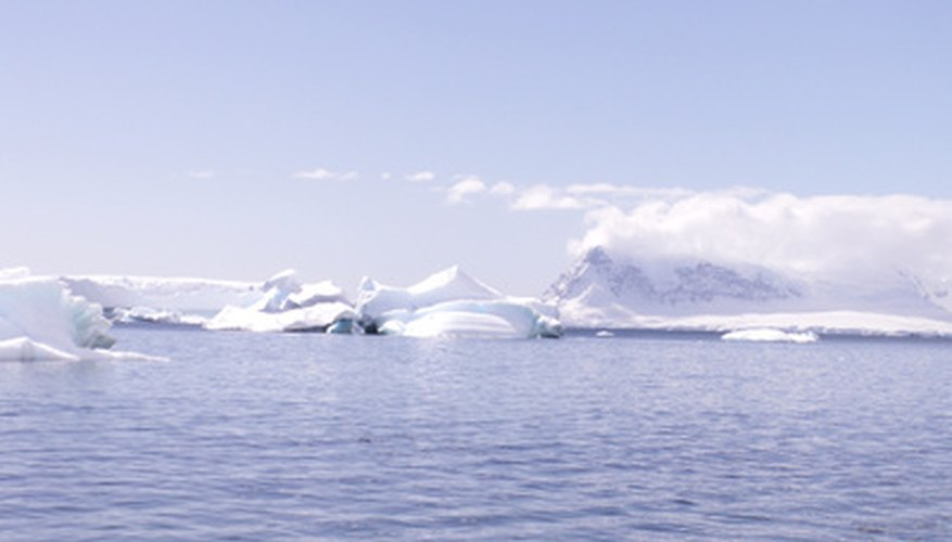 Antarctica is the coldest region on Earth.