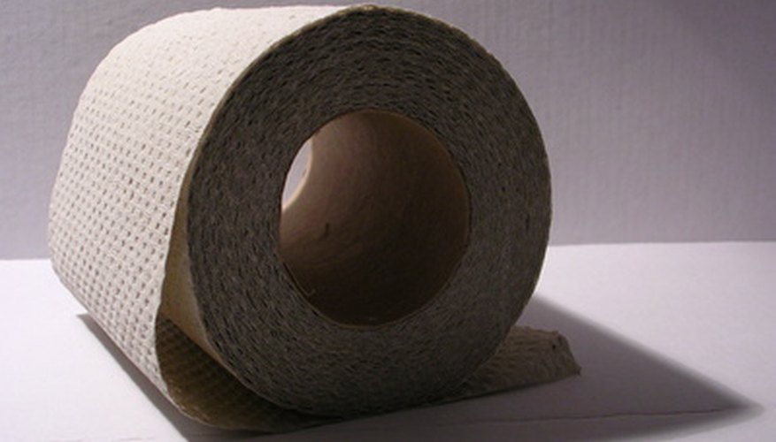how to make a toilet paper roll