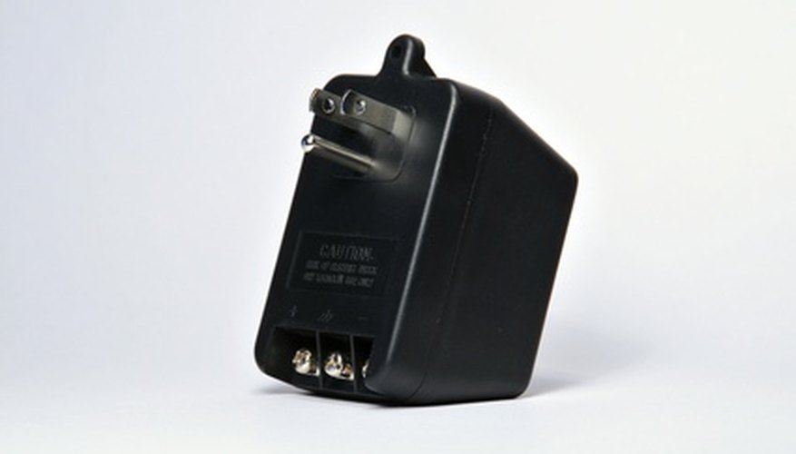 Current and voltage consumption can usually be found on the power adapter of the appliance.