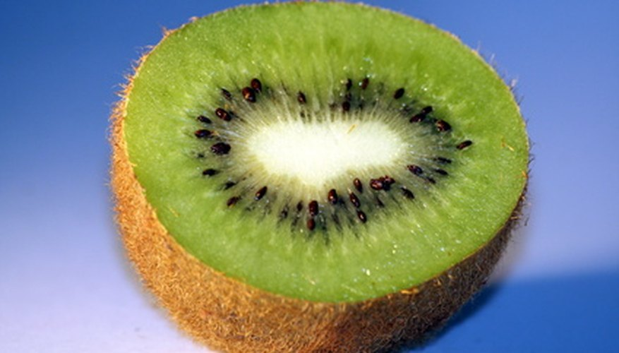 Kiwi fruit are versatile, tasty and healthy.