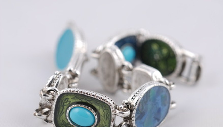Turquoise is just one of many semi-precious minerals found in Alabama.