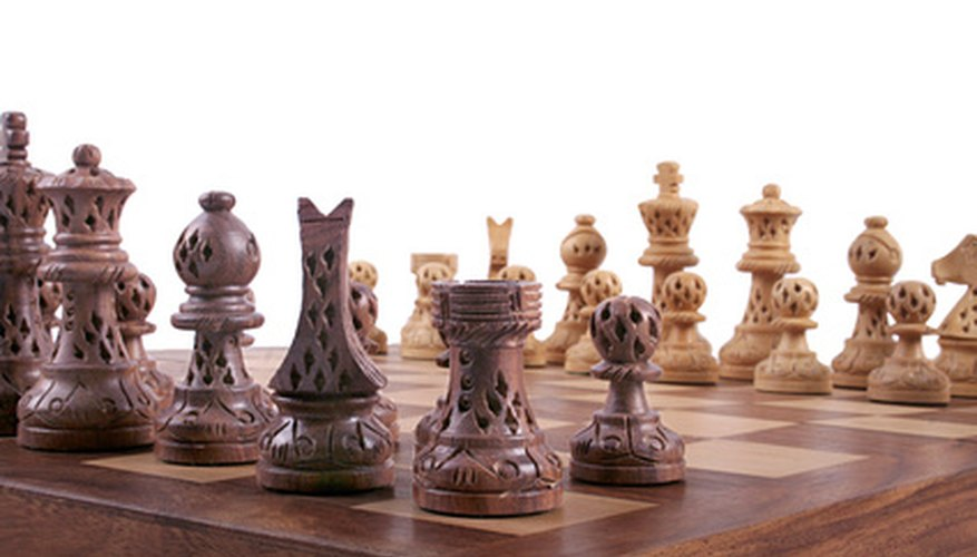 Fancy chess pieces can be worth quite a bit.