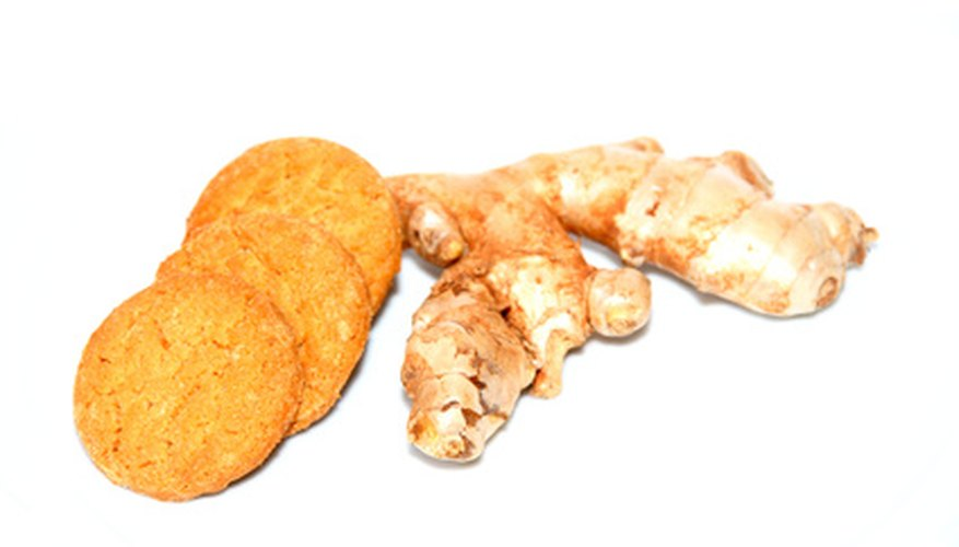 Ginger has over 5,000 years of documented history.