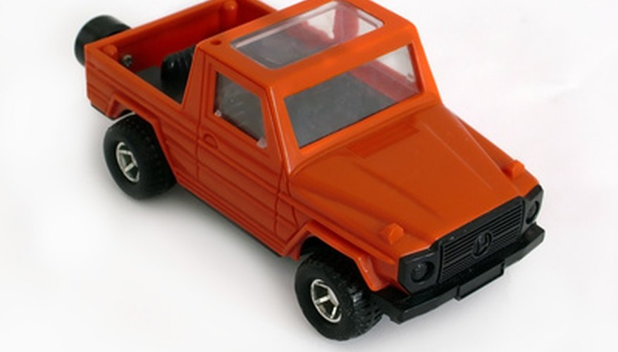 Making a small model car out of household items allows you to race them against a store-bought one, like this.