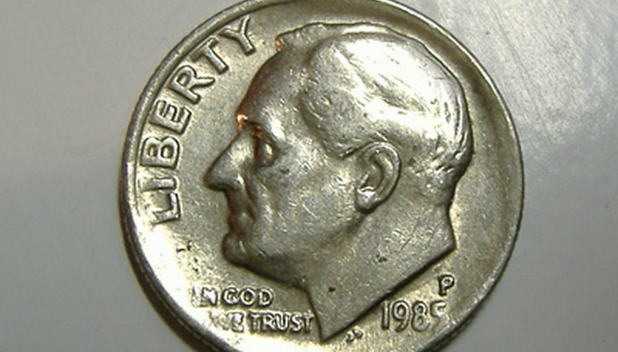 FDR has been portrayed on the dime since 1946.