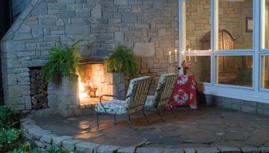 Bluestone Or Flagstone Patios Are Among The Most Attractive And Durable  Options. Theyu0027re Also Some Of The Most Expensive Patio Materials Available.
