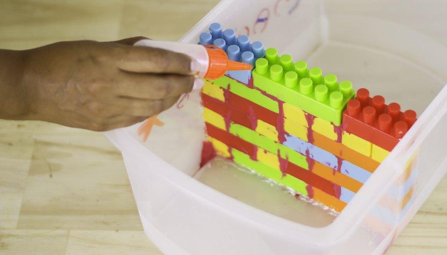 how to build a model dam