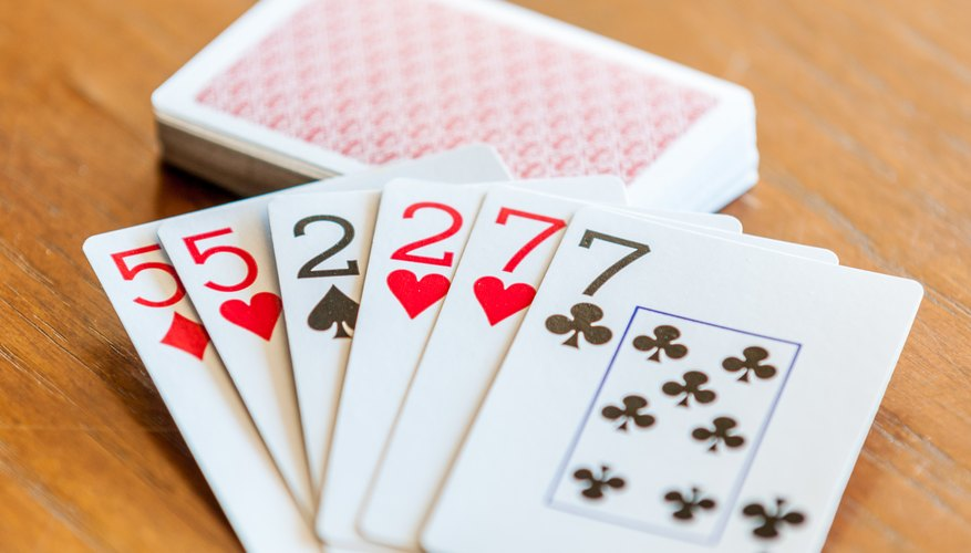 How to Play the Go Fish Card Game   Our Pastimes