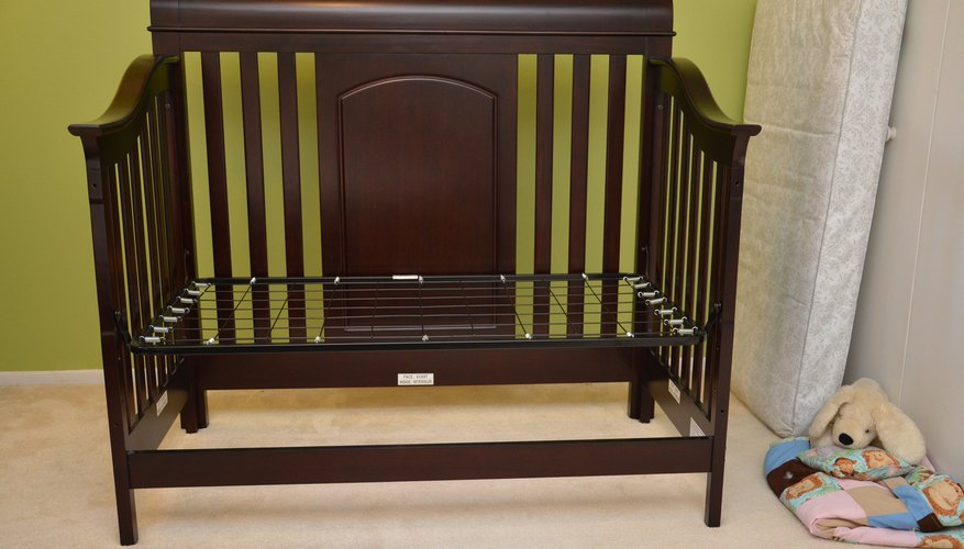 View How To Turn A Baby Bed Into A Toddler Bed Gif