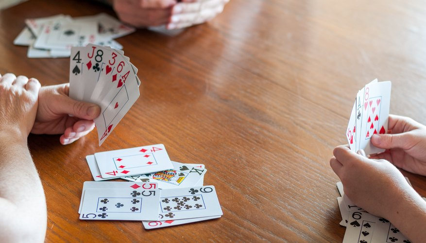 How to play the go fish card game our pastimes for Play go fish online