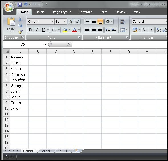 how to delete drop down list in excel