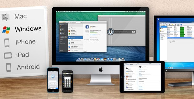 1Password is available across most major platforms.