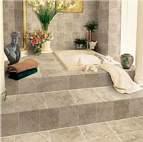 How to clean bathroom tiles with pictures ehow - How to clean ceramic bathroom tiles ...