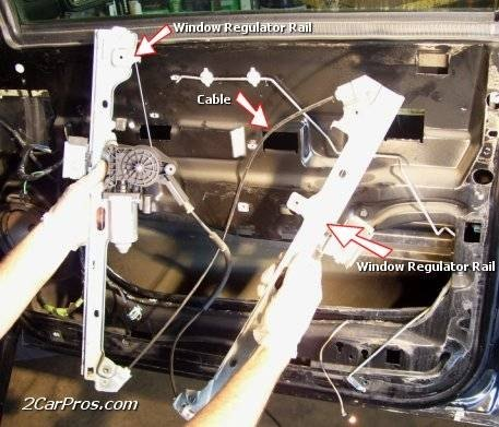 How Does an Electric Car Window Work?