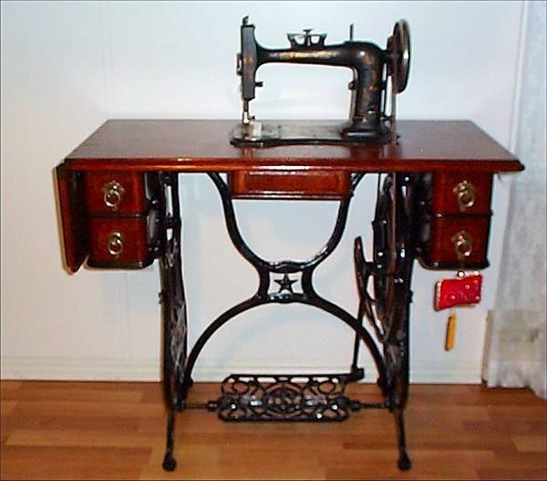 How Do Treadle Sewing Machines Work?