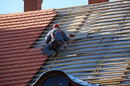 How To Repair Concrete Roof Tile | EHow