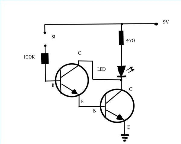 how does a bipolar junction transistor work   with
