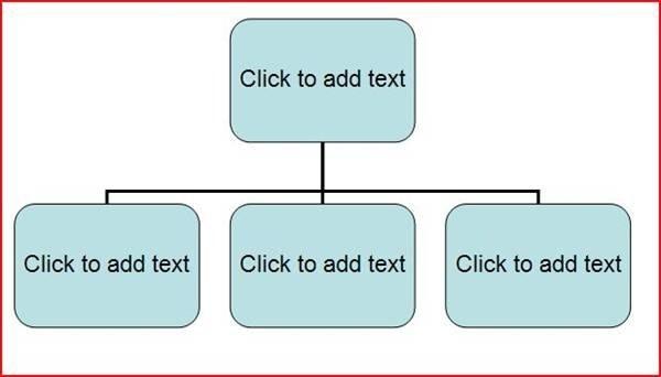 Microsoft word flow chart template 2