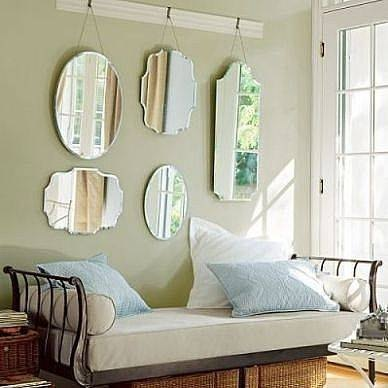 Decorating Amp Using Mirrors In A Room Ehow