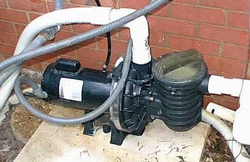 How does a hot tub pump work ehow for Hot tub pump motor