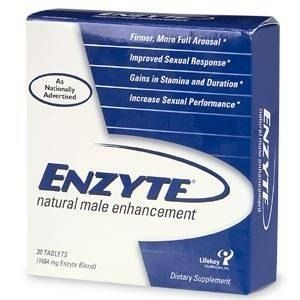 Does enzyte work like viagra