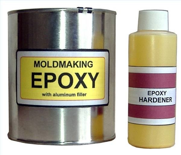 How does epoxy work ehow