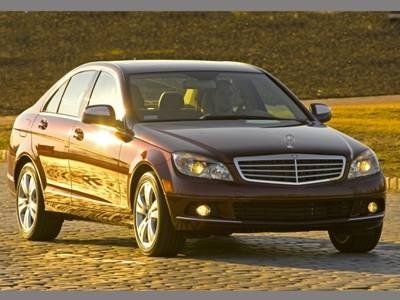 Perhaps the most recognizable Mercedes is the C-Class executive car.