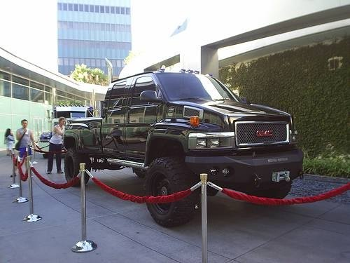 cars used in transformers with pictures ehow