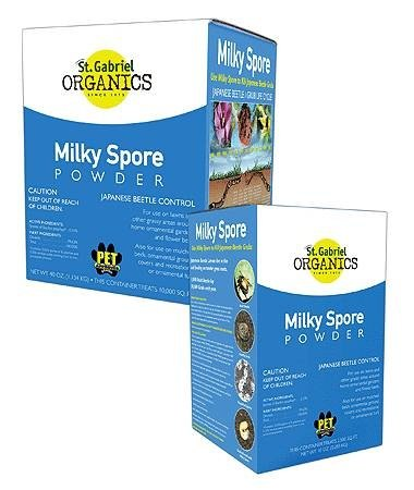 Milky spore powder
