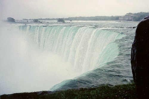 Niagara Falls is a wonder worth visiting.