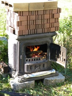 Homemade Pottery Kiln Plans With Pictures Ehow