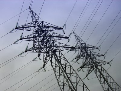 The transmission of electricity creates unique electromagnetic fields.