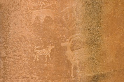 Petroglyphs of Wildlife