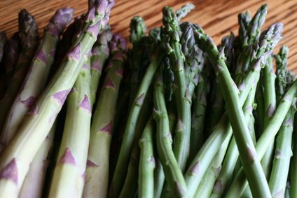 Asparagus is one of many foods that increases cortisol.l