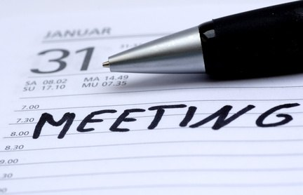 Keep your time flexible when it comes to the appraisal meeting.