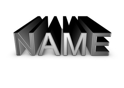 "Nominal comes from the Latin root of the word for ""name."""