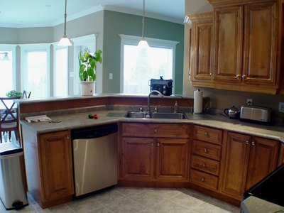 How to Replace Kitchen Cabinet Doors & the Cost | eHow