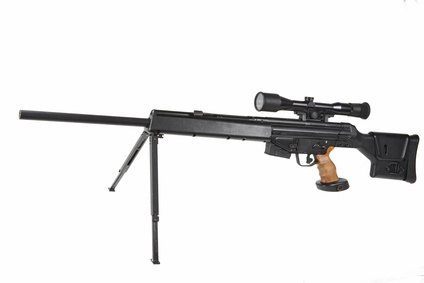 Rifles that are sub-MOA are primarily for competition.
