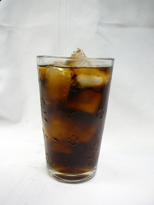 Soda contains empty calories and can quickly lead to weight gain.