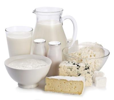 Lactose in dairy products can cause digestive problems.