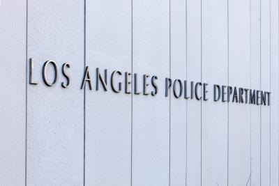 The Los Angeles Police Deprtment.