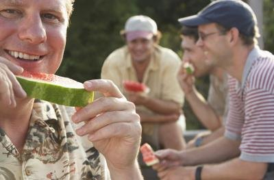 Eating watermelon can cause frequent urination