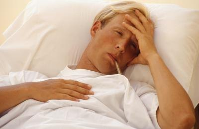 Other symptoms include night sweats, chills, fever and weight loss.