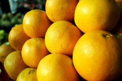 Most vitamin C can be found in fruits such as oranges, strawberries, and grapefruit.