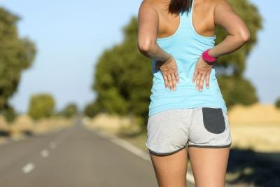 Kidney pain is usually felt in the small of the back or side.