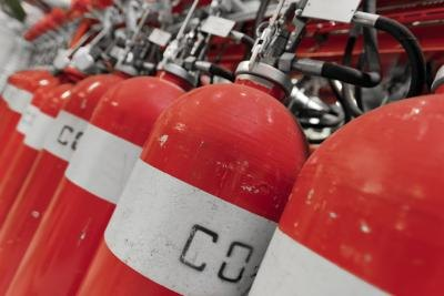 Dry chemical extinguishers are the biggest danger to consumers.