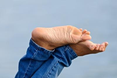 Bunions and callouses may form.